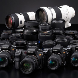 Zeiss and lens design for DSLRs