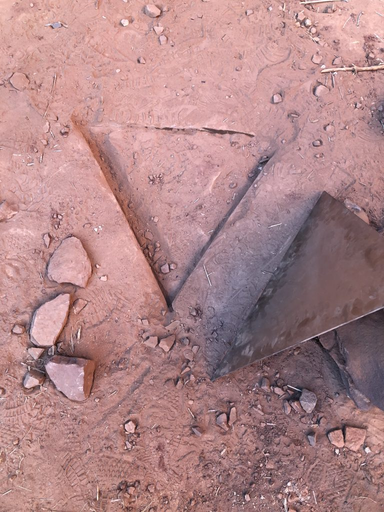 Missing Utah Monolith